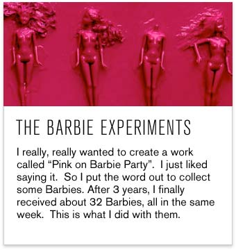 Rodger Schultz / the barbie experiments